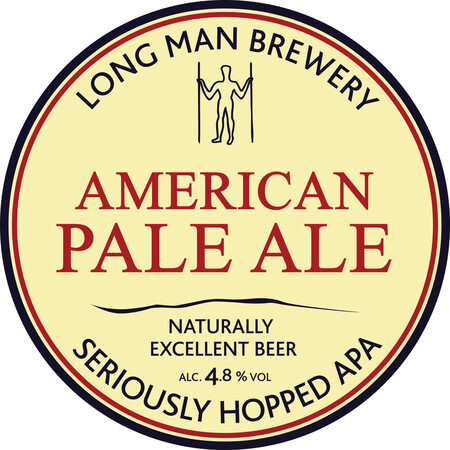 Long Man Brewery American Pale Ale – Buy Beer online on EeBriaTrade.com