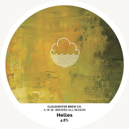 Cloudwater Brew Co Brewed All Season Helles (G. 565) – Buy Beer online on EeBriaTrade.com