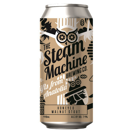 Steam Machine Brewing Co Gifts From Anatolia – Buy Beer online on EeBriaTrade.com