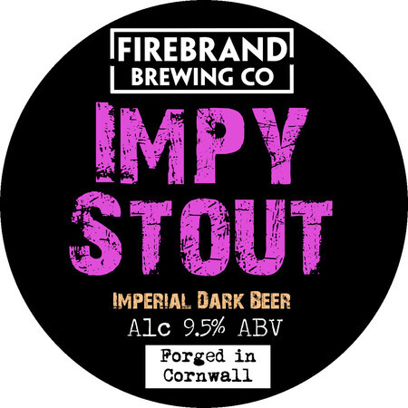 Firebrand Brewing Impy Stout  – Buy Beer online on EeBriaTrade.com