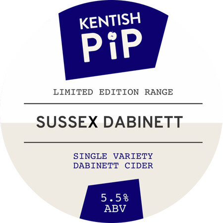 Kentish Pip Sussex Dabinett – Buy Cider online on EeBriaTrade.com