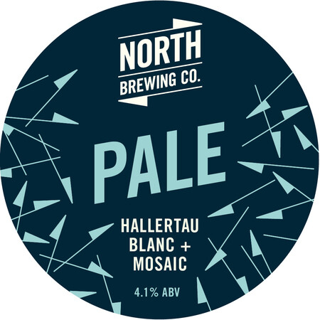 North Brewing Co Pale - Ekuanot & Mosaic – Buy Beer online on EeBriaTrade.com