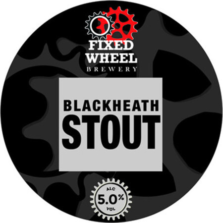 Fixed Wheel Brewery Blackheath Stout – Buy Beer online on EeBriaTrade.com