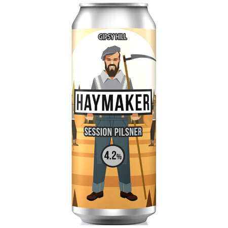 Gipsy Hill Brewing Co Haymaker  – Buy Beer online on EeBriaTrade.com