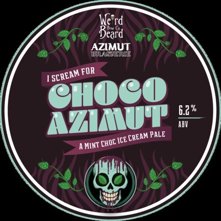 Weird Beard Brew Co I Scream For Choco Azimut – Buy Beer online on EeBriaTrade.com
