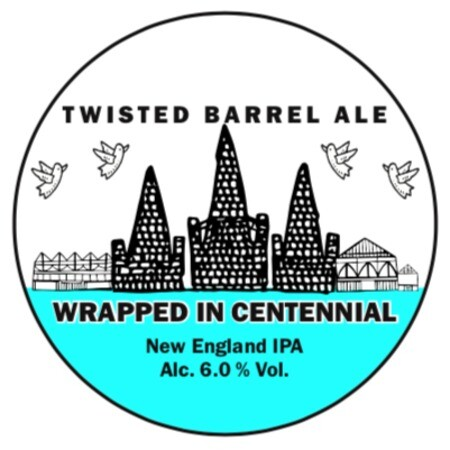 Twisted Barrel Wrapped In Centennial – Buy Beer online on EeBriaTrade.com