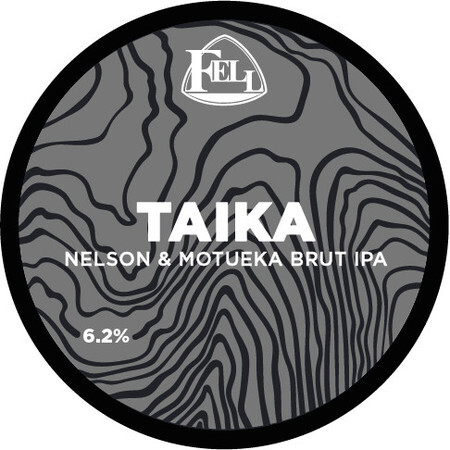 Fell Brewery Taika Brut IPA – Buy Beer online on EeBriaTrade.com