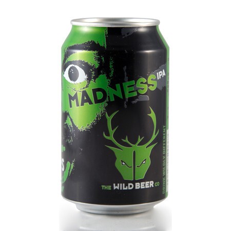 Wild Beer Co Madness IPA (Cans) – Buy Beer online on EeBriaTrade.com