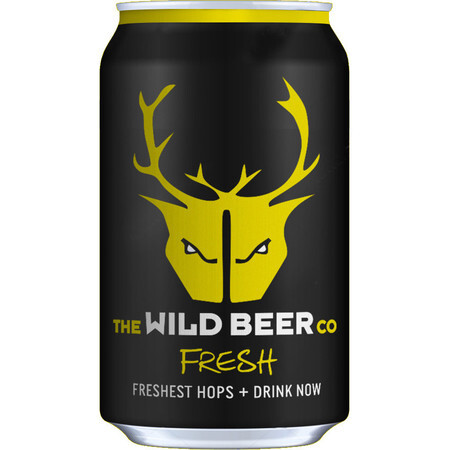 Wild Beer Co Fresh (Cans) – Buy Beer online on EeBriaTrade.com
