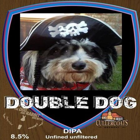 Cullercoats Brewery Double Dog DIPA – Buy Beer online on EeBriaTrade.com