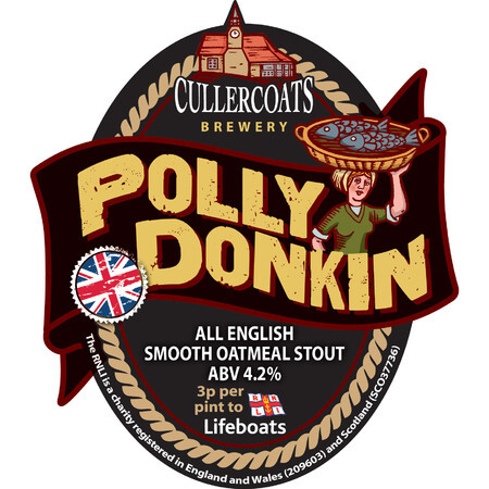 Cullercoats Brewery Polly Donkin Oatmeal Stout – Buy Beer online on EeBriaTrade.com