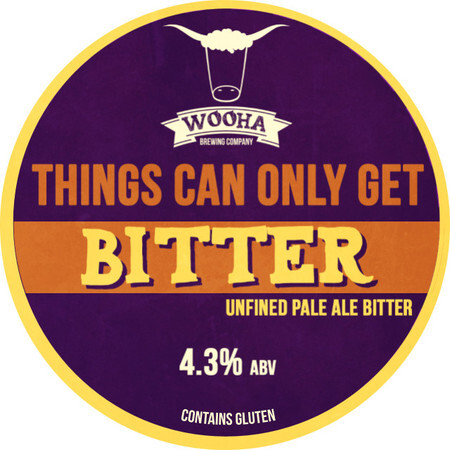 WooHa Brewing Company Things Can Only Get Bitter – Buy Beer online on EeBriaTrade.com