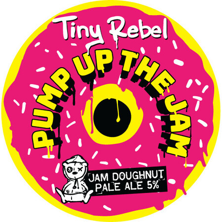 Tiny Rebel Brewing Pump Up The Jam – Buy Beer online on EeBriaTrade.com