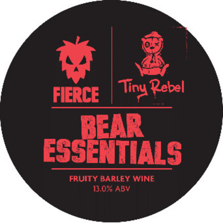 Fierce Beer Bear Essentials – Buy Beer online on EeBriaTrade.com