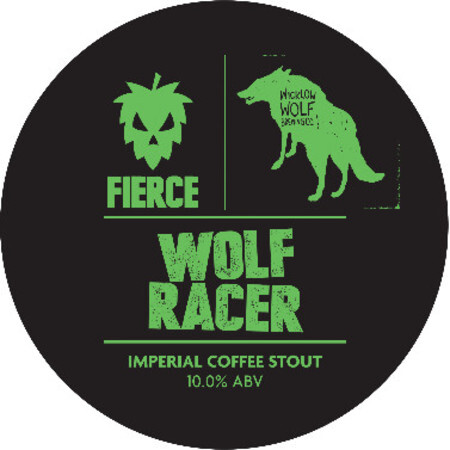 Fierce Beer Wolf Racer  – Buy Beer online on EeBriaTrade.com