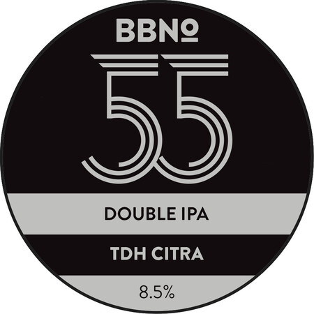 Brew By Numbers 55|10 TRIPLE DRY HOPPED DOUBLE IPA - CITRA   – Buy Beer online on EeBriaTrade.com