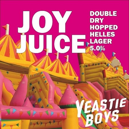 Yeastie Boys UK Joy Juice – Buy Beer online on EeBriaTrade.com