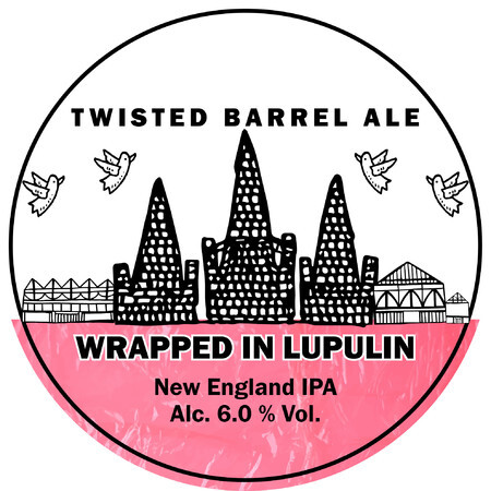 Twisted Barrel Wrapped In Lupulin – Buy Beer online on EeBriaTrade.com
