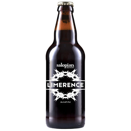 Salopian Brewery LIMERENCE – Buy Beer online on EeBriaTrade.com