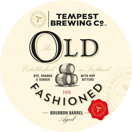 Tempest Brewing Co Old Fashioned BA Rye DIPA  – Buy Beer online on EeBriaTrade.com