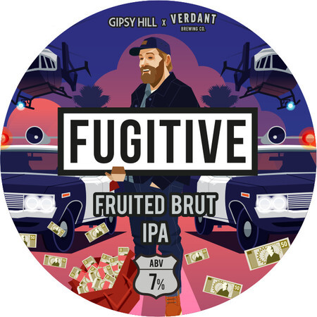 Gipsy Hill Brewing Co Fugitive – Buy Beer online on EeBriaTrade.com
