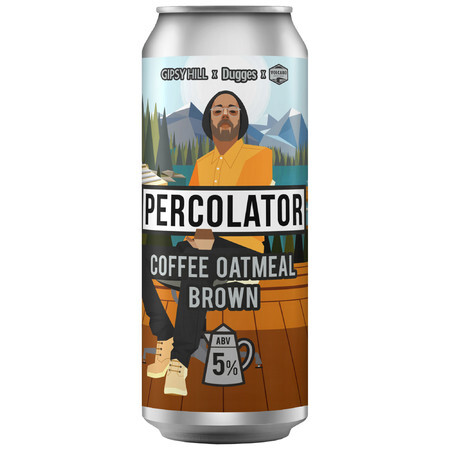 Gipsy Hill Brewing Co Percolator – Buy Beer online on EeBriaTrade.com