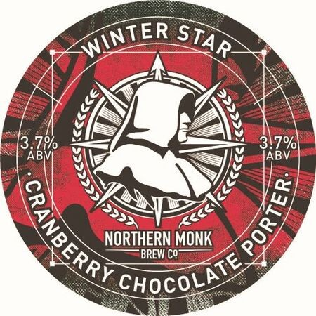Northern Monk Brew Co. Winter Star – Buy Beer online on EeBriaTrade.com
