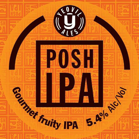 Yeovil Ales Posh IPA – Buy Beer online on EeBriaTrade.com