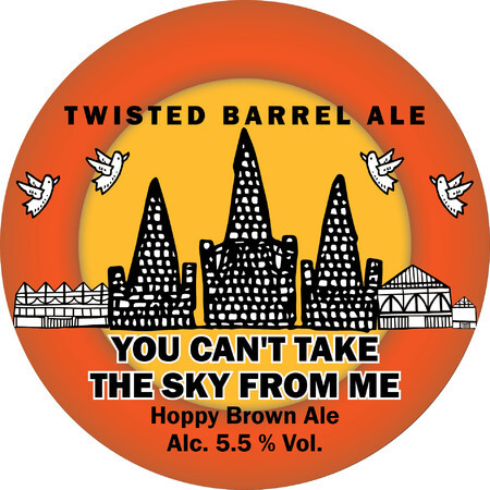 Twisted Barrel You Can't Take The Sky From Me – Buy Beer online on EeBriaTrade.com