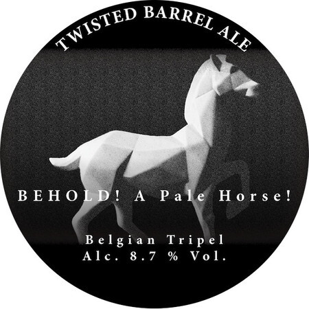 Twisted Barrel Behold! A Pale Horse! – Buy Beer online on EeBriaTrade.com
