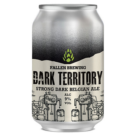 Fallen Brewing Dark Territory – Buy Beer online on EeBriaTrade.com