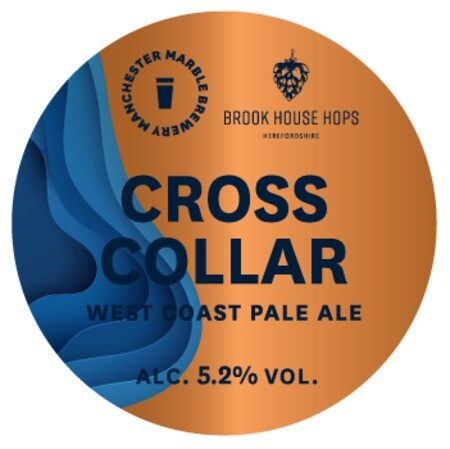 Marble Brewery Cross Collar West Coast Pale – Buy Beer online on EeBriaTrade.com