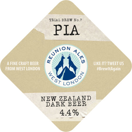 Reunion Ales Pia South Pacific Porter – Buy Beer online on EeBriaTrade.com