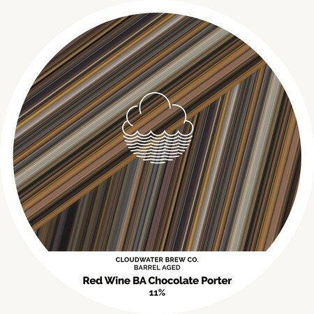 Cloudwater Brew Co Red Wine BA Chocolate Porter (G. 198c) (20L) – Buy Beer online on EeBriaTrade.com