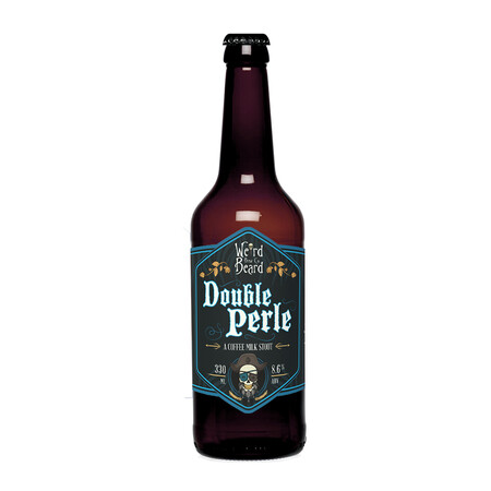 Weird Beard Brew Co Double Perle – Buy Beer online on EeBriaTrade.com