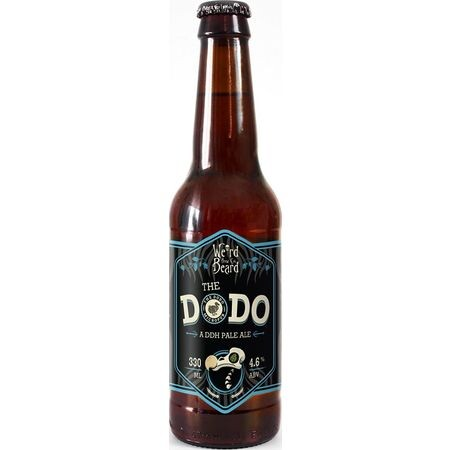 Weird Beard Brew Co The Dodo – Buy Beer online on EeBriaTrade.com