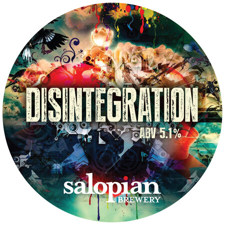 Salopian Brewery Disintegration – Buy Beer online on EeBriaTrade.com