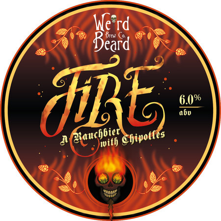 Weird Beard Brew Co Fire – Buy Beer online on EeBriaTrade.com