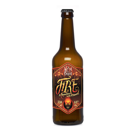 Weird Beard Brew Co Fire (BBE: 12/11/19) – Buy Beer online on EeBriaTrade.com