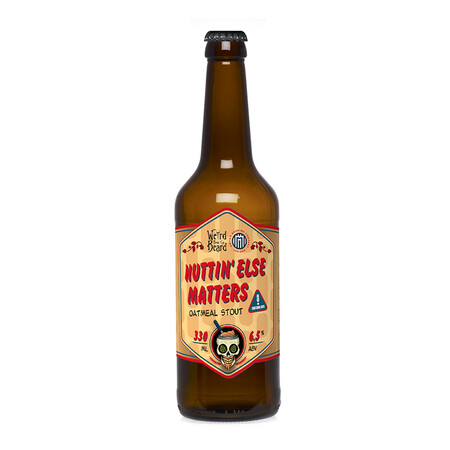 Weird Beard Brew Co Nuttin' Else Matters – Buy Beer online on EeBriaTrade.com