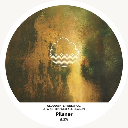 Cloudwater Brew Co Brewed All Season Pilsner (G. 539) – Buy Beer online on EeBriaTrade.com