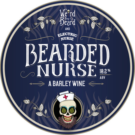 Weird Beard Brew Co Rum Barrel Aged Bearded Nurse – Buy Beer online on EeBriaTrade.com
