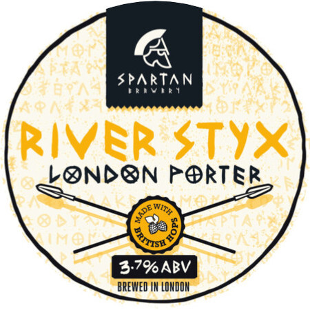 Spartan Brewery River Styx – Buy Beer online on EeBriaTrade.com