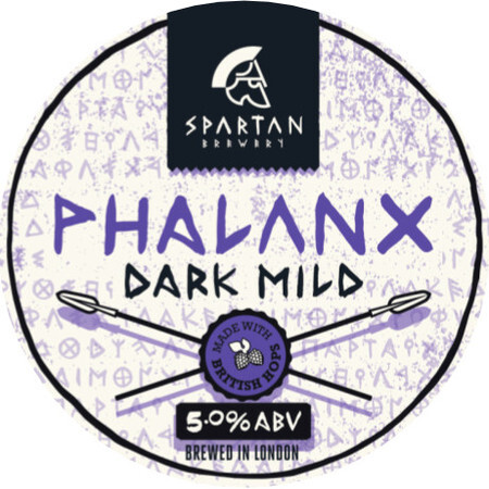 Spartan Brewery Phalanx – Buy Beer online on EeBriaTrade.com