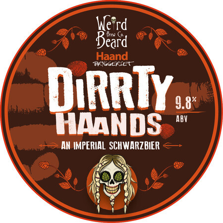Weird Beard Brew Co Bourbon Barrel Aged Dirrty Hands – Buy Beer online on EeBriaTrade.com