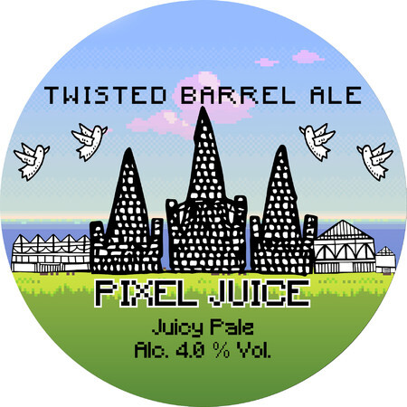 Twisted Barrel Pixel Juice – Buy Beer online on EeBriaTrade.com