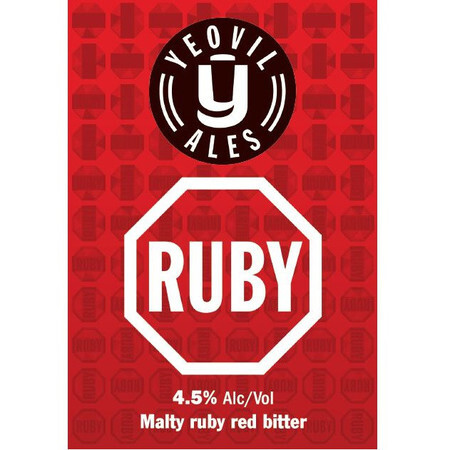 Yeovil Ales Ruby – Buy Beer online on EeBriaTrade.com