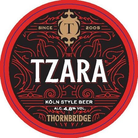 Thornbridge Brewery Tzara (KeyKeg) – Buy Beer online on EeBriaTrade.com