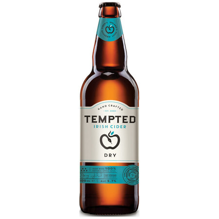 Tempted Cider Dry Cider – Buy Cider online on EeBriaTrade.com