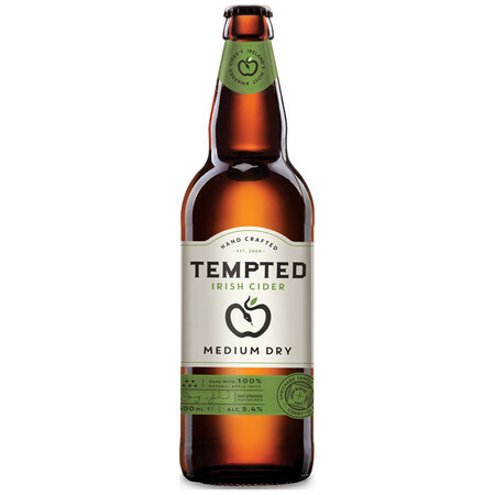 Tempted Cider Medium Cider – Buy Cider online on EeBriaTrade.com